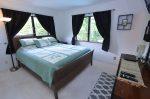 エメラルド・タートル・ハウス ベッドルーム1