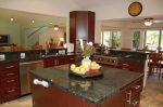 ハワイカイ・マリーナの見える家 キッチン